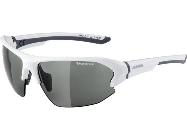 Alpina Lyron HR VL Glasses white-grey